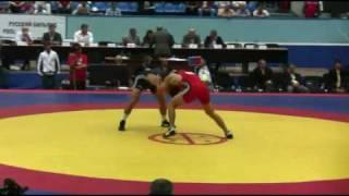 74kg Geduev vs Musa Murtazaliev Russia 2009
