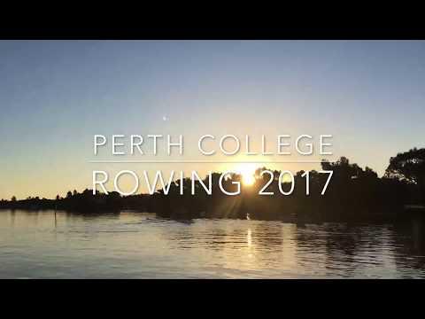 Perth College: Head of the River 2017