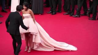 Festival de Cannes 2015 : montée des marches 13 mai 2015