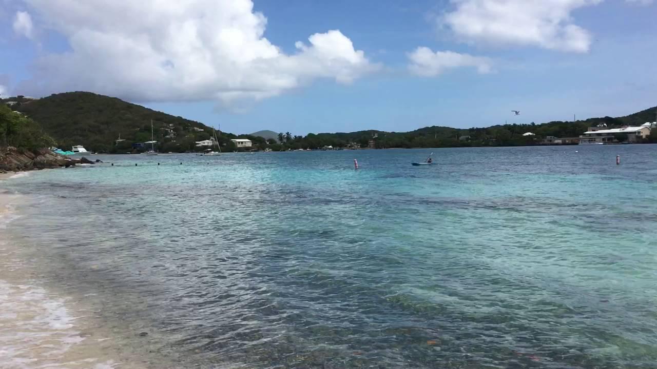 Beach Views Sugar Bay Resort St Thomas Usvi 2016