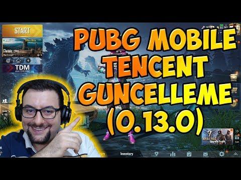 pubg-mobİle-tencent-gÜncelleme-(0.13.0)-nasil-yapilir-?