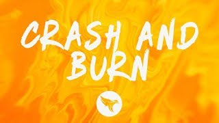 With Løve - Crash & Burn (Lyrics)