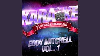 Le Blues Du Blanc — Karaoké Avec Chant Témoin — Rendu Célèbre Par Eddy Mitchell