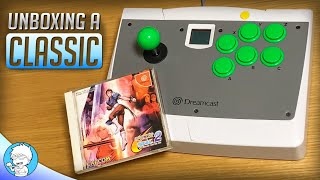 As Good As You Remember? Dreamcast Arcade Stick