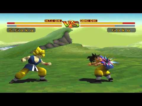 Dragon Ball GT: Final Bout, Super Goku's Story