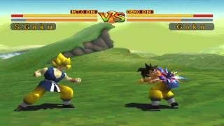 Dragon Ball GT: Final Bout, Super Goku