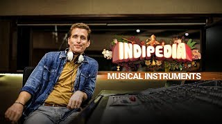 Indipedia - Musical Instruments | Edward Sonnenblick | Episode 10