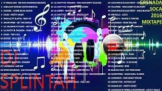 DJ SPLINTAH GRENADA CARNIVAL 2016 MIX