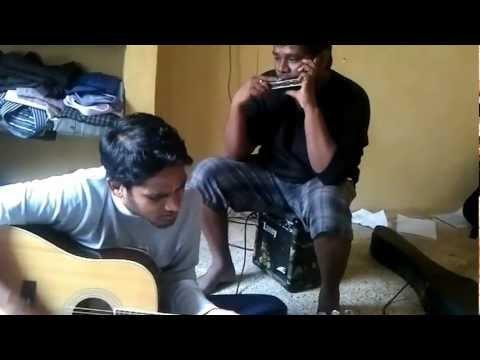 Voh Dekhne Me (Ali Zafar) Harmonica, Guitar n Vocals cover by RoOtZ...