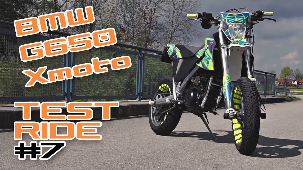 Alternative Zur Ktm 690 Smcr Bmw G650 Xmoto Testride 7