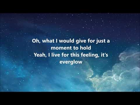 Coldplay Everglow lyrics HD