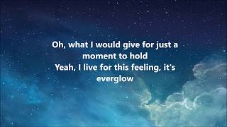 Coldplay Everglow (lyrics) HD