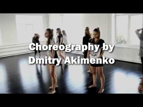Amsterdam - The Stage - Dmitry Akimenko Choreography