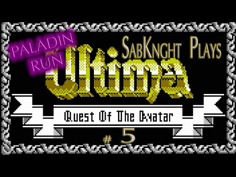Let's Play ~ Ultima: Quest of the Avatar [Part 5] - Journey to Jhelom & beyond