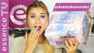 OMG!! essence adventskalender 2018 unboxing