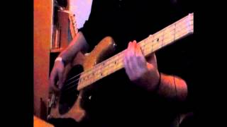 ISIS -  Ghost Key Bass Cover