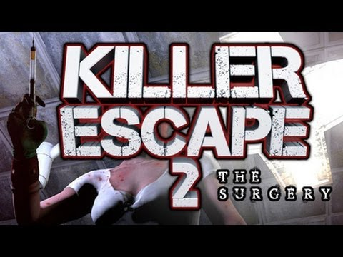 Killer Escape 2: The Surgery - MAD FEMALE DENTIST - Complete Walkthrough Commentary
