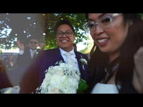 Mondo & Jennie's EDC Style Wedding In Fresno California