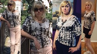 Блуза с цельнокроенным рукавом сшить без выкройки