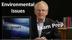 31 Environmental Issues: Arizona Real Estate License Exam Prep