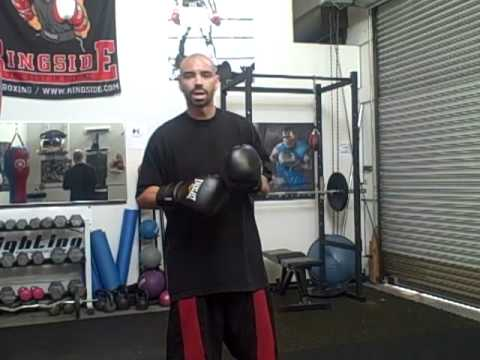 Simple way to be better in Boxing Defense