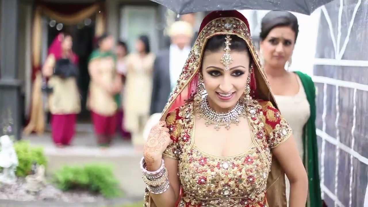 Sikh Wedding Highlights Vancouver Rick Amp Paven S Wedding