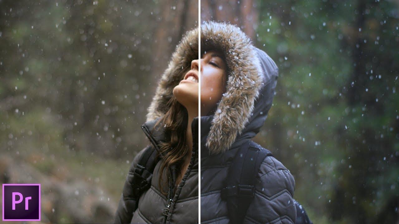 Tutorial: Color Grading/Cinematic Look (Adobe Premier Pro)