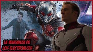 ¿Por Qué él Reino Cuántico es la CLAVE para Vencer Thanos en Avengers Endgame? – Teoría –