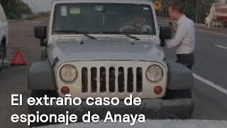Ricardo Anaya: ¿Espiado o seguido por el CISEN? - En Punto con Denise Maerker