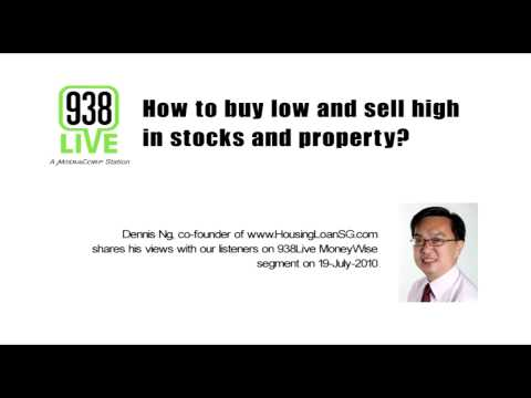 How to Buy Low and Sell High in Stocks & Property?