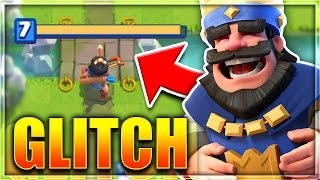 NEW INVINCIBLE TROOP GLITCH In Clash Royale!