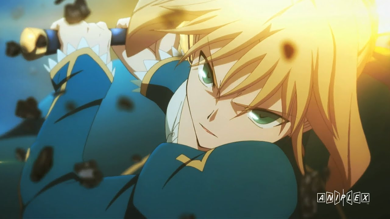 Fate/Zero Complete Blu-ray Box Set Trailer