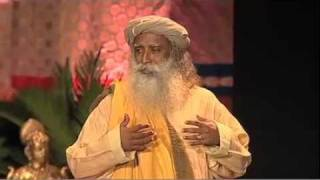 Indian Spiritual Guru @ TED India 2009 - Sadhguru Jaggi Vasudev