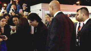 Shah Rukh Khan at OSO Premiere, Berlin, February 08, 2008