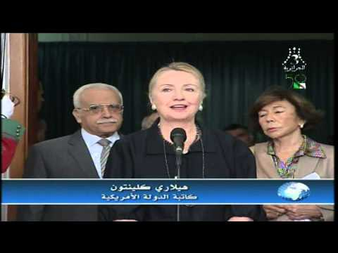 Sec visit to Algeria 10.29.2012 Tv