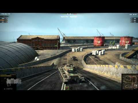 buffedShow 415: World of Tanks: Panzer-Rallye (2/2)