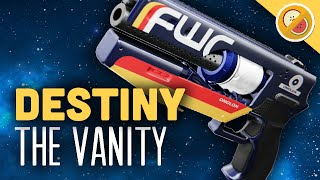 DESTINY The Vanity Hand Cannon Review (The Taken King)