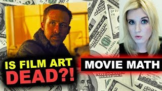 Box Office for Blade Runner 2049, The Mountain Between Us, My Little Pony