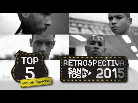 TOP 5 – Videos Especiais (Retrospectiva 2015)