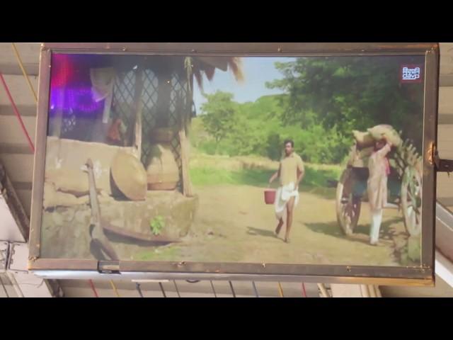 INDIA - TV sensibilisation