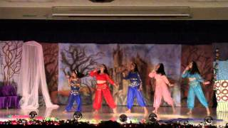 Bollywood Dance Performance in the Annual Ballet Concert, Chicago