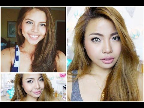 Maine Mendoza aka YAYA DUB Make Up Tutorial (BAE)