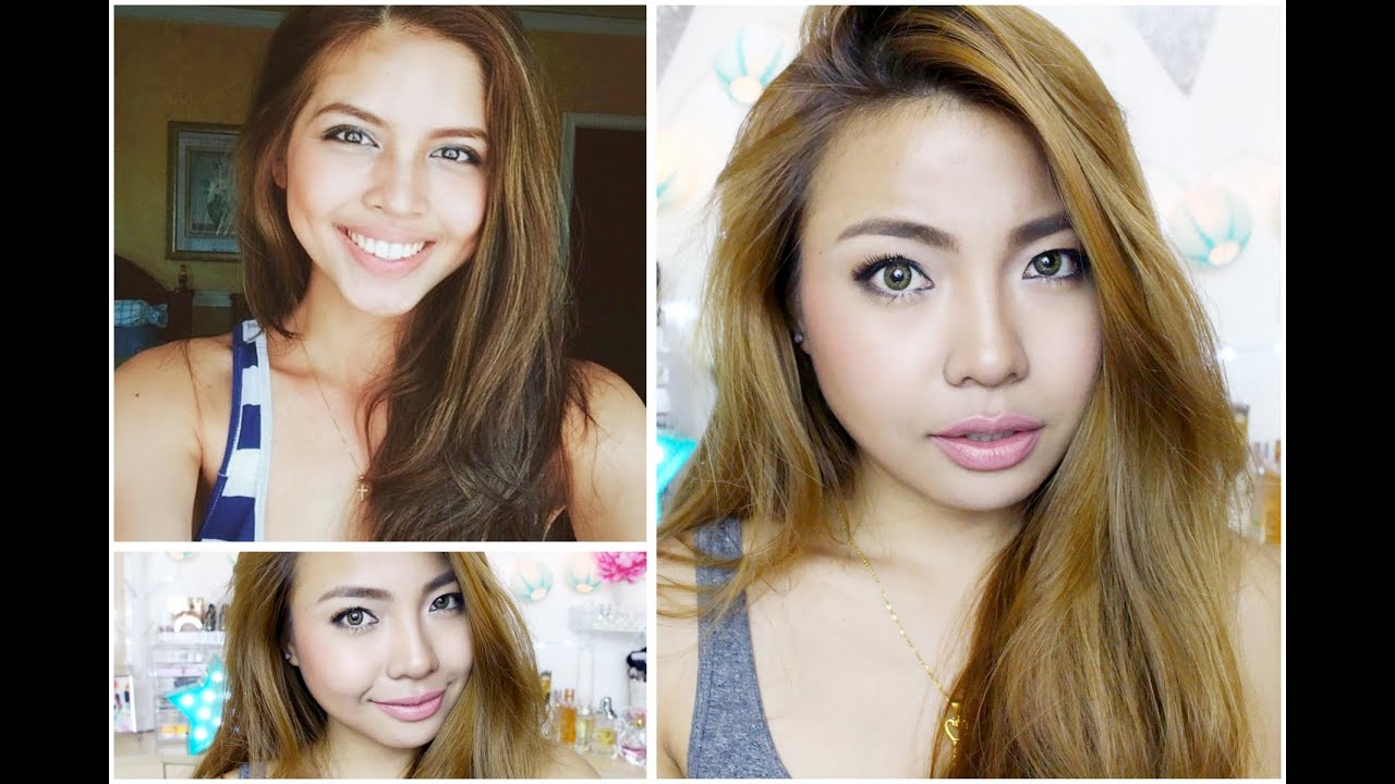 Maine Mendoza Aka YAYA DUB Make Up Tutorial BAE YouTube