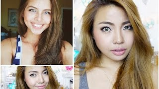 Maine Mendoza aka YAYA DUB Make Up Tutorial (BAE)