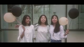 Audy feat Nindy - untuk sahabat (vidio klip cover suka creative )