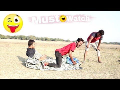 Must Watch Funny😂😂Comedy Videos 2018_Episode_33 || Bindas Fun ||