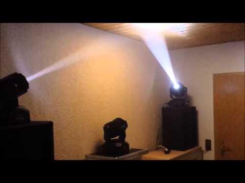 Dj Intro mit Lichtshow