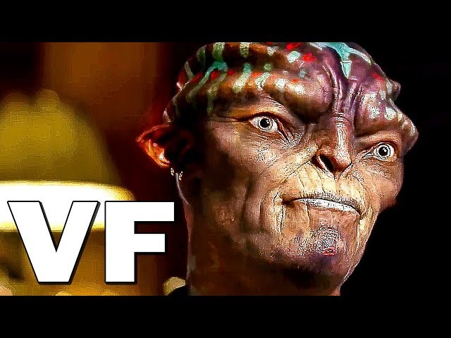 MEN IN BLACK 4 INTERNATIONAL Bande Annonce VF # 2 (NOUVELLE, 2019)