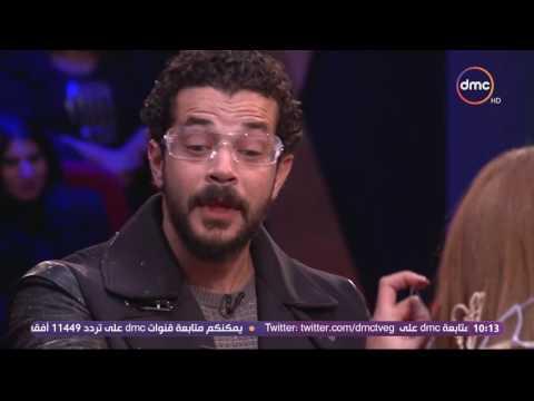 عيش الليلة - لعبة الأسئلة السريعة مع شريف سلامة وداليا مصطفى وأشرف عبد الباقي