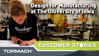 University of Iowa Grows with Their Mechanical Engineering Technology